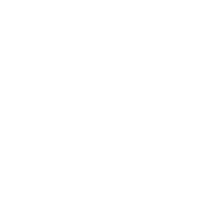 blueprint of a cctv camera in white